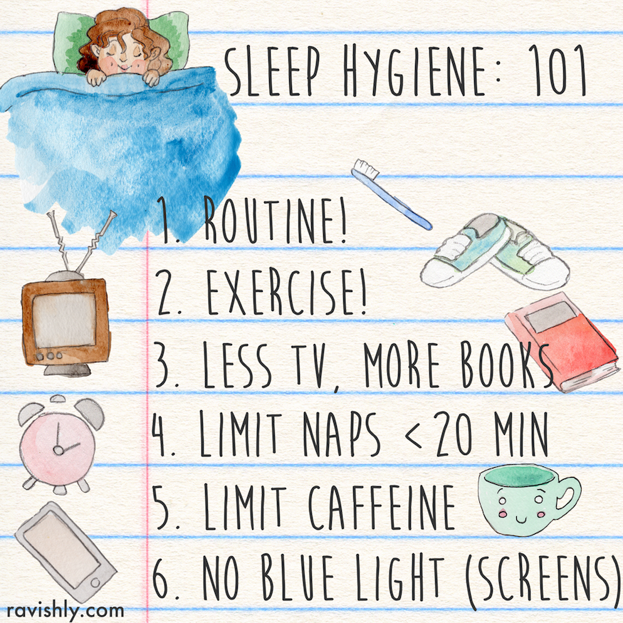 Sleep Hygiene 11 Tips For Improving Your Very Important