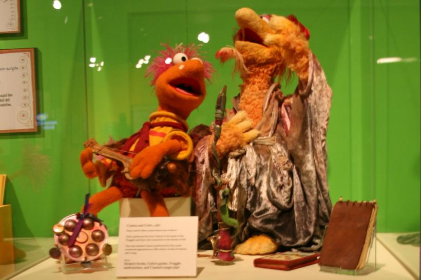 Oh Fraggle Rock, what a wondrous nostalgia you evoke. (Image Credit: Flickr/Cliff)