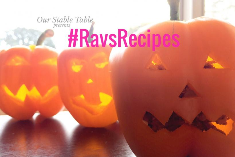 #RavsRecipes: Cutest Stuffed Bell Peppers (With A VIDEO!)