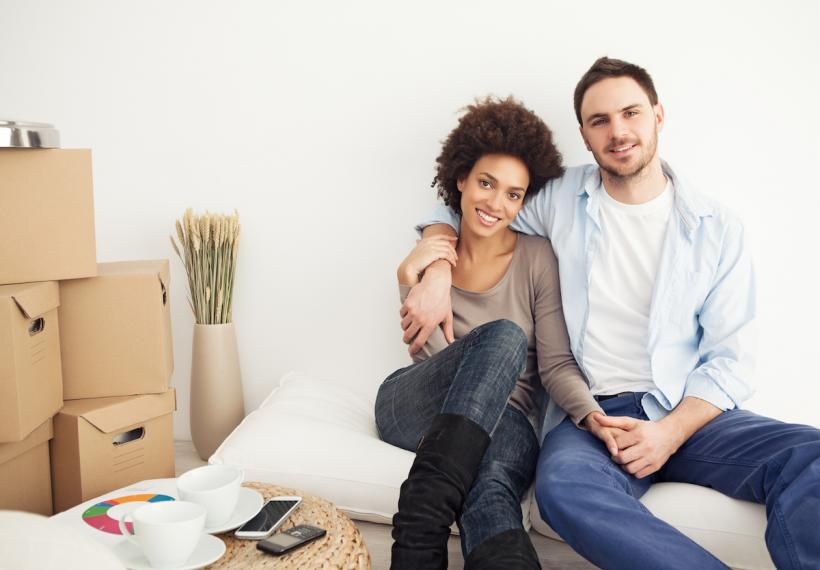You and your husband have a responsibility to integrate yourselves into the neighborhood. (Image: Thinkstock)