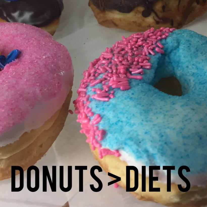 DONUTS > DIETS