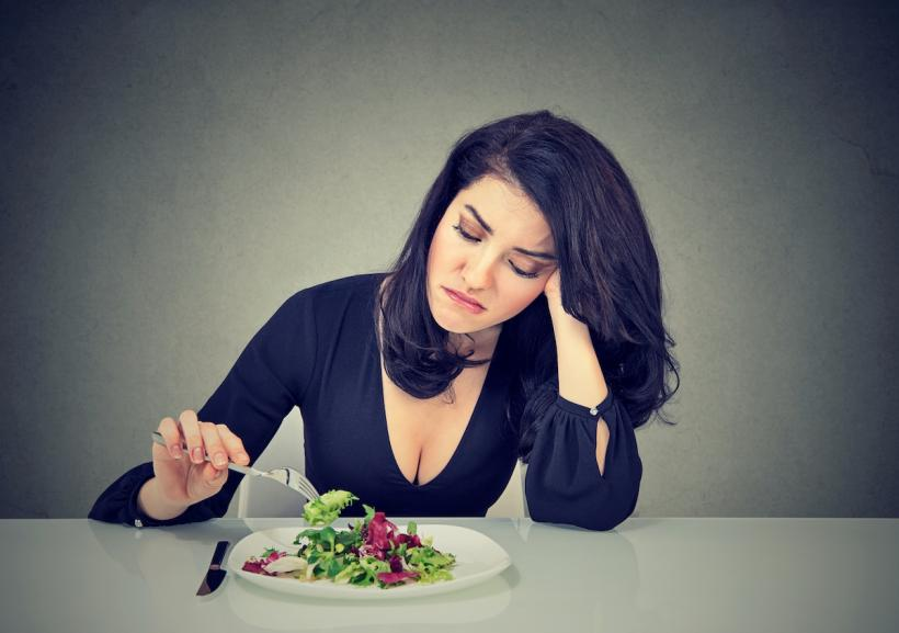 You may think you are only expressing your own worries about your diet or your body, but you are telling those around you that they should worry about their diet and body.