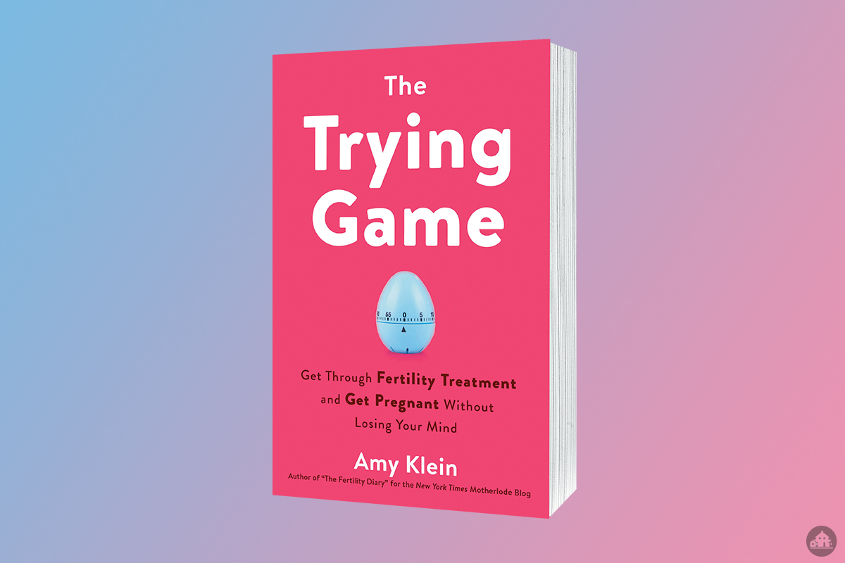 Amy Klein's The Trying Game