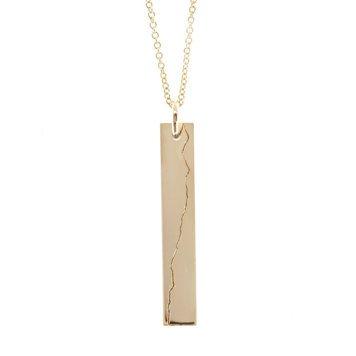 Erica Sara Elevation Necklace