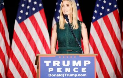 Ivanka won't be trying to sell you a $19,000 necklace anymore. (Image Credit: Flickr/Michael Vadon)