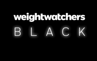 Weight Watchers Black