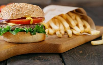 What if fast food becomes convenient... and healthy? Oh the joys!