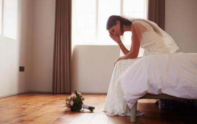 How to cope with a less-than-perfect wedding day.