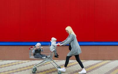 I'm in; I'm out. I'm done.