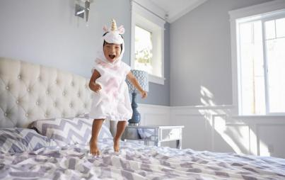 Joking about a kid who doesn't nap is one thing, but I am back from the front lines to tell you that when you're living it, it is no laughing matter. Image: Thinkstock.