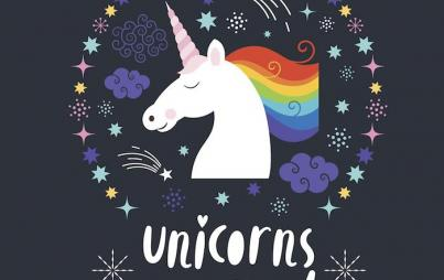 Say what you will, but the unicorn fashion trend is mfing magical.