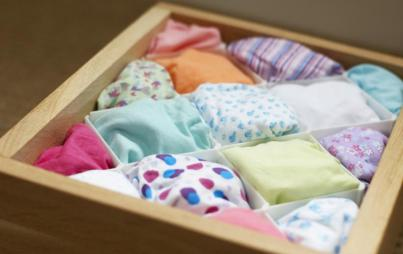 There are definitely classist roots in here, but I still like Konmari. Image: Thinkstock.