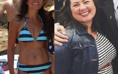 "I'll let you in on a little secret - being thin didn't make me happy, but being ""Fat"" does!"