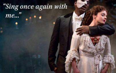 Credit: Facebook/Phantom Of The Opera