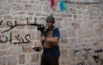 Free James Foley Facebook Page