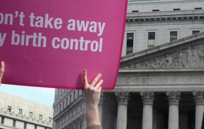 Planned Parenthood (photo credit: Women's eNews)