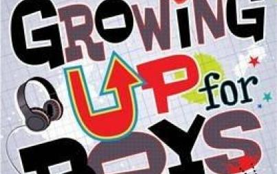 Growing Up for Boys by Alex Firth, from Usborne