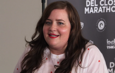 Aidy Bryant  by Behind The Velvet Rope TV