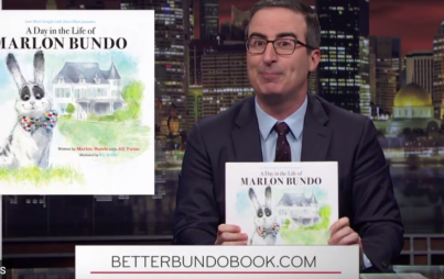 Photo credit: HBO's Last Week Tonight With John Oliver