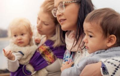 I had been down this road before, of mom shaming, both as the mom defending my choices, and regrettably, the one casting judgment.