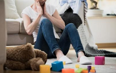 I want and need to save some room for myself, to know that I am worthy of a place in the world without the label of mother.