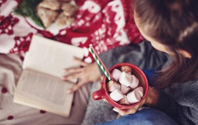 Here are tips for practicing self-care this holiday season.