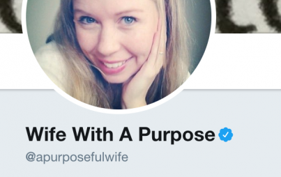 Wife With A Purpose