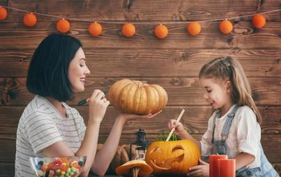 The Definitive Halloween Survival Guide For Moms (and Dads, whoever)