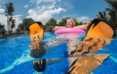 Are vacations fat friendly? It can be tiring for plus-sized people to continually have to prove that they are worthy of excitement and adventure.