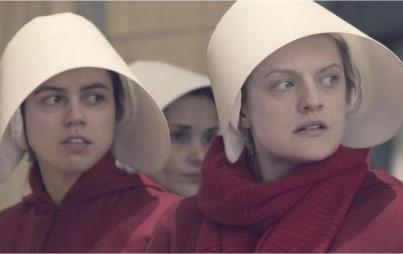 The Handmaid's Tale for real
