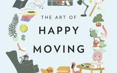 The Art of Happy Moving by Ali Wenzke