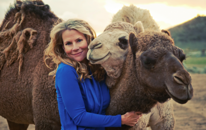 Christina Adams (courtesy of the author)