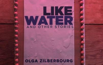 Like Water And Other Stories, photo courtesy of the author.