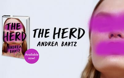 Andrea Bartz's THE HERD